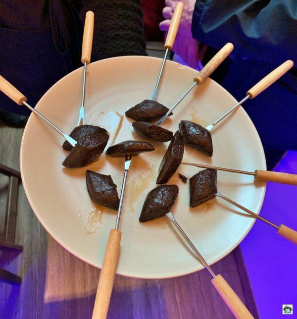 dolce tradizionale cioccolato Centini