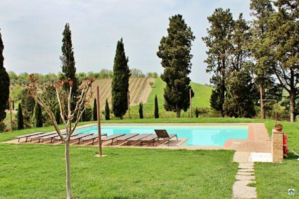 piscina agriturismo San Lorenzo