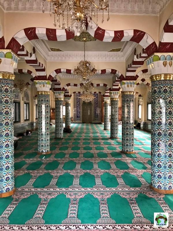 Izmir cosa vedre Moschea Sultan Fatih Camii
