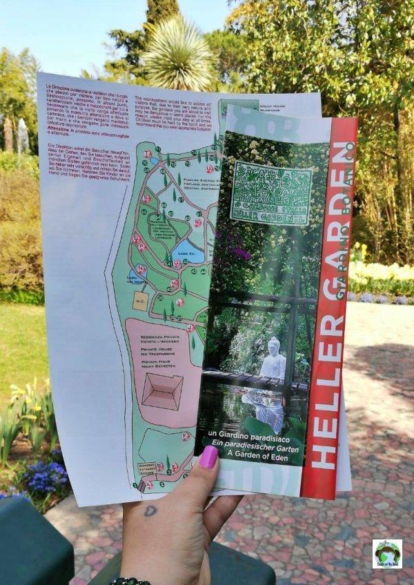 Heller Garden Mappa