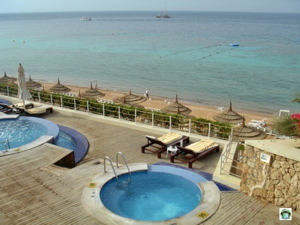 Sharm Reef Resort Jacuzzi