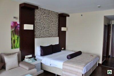 Tusan Beach Resort Kusadasi camera