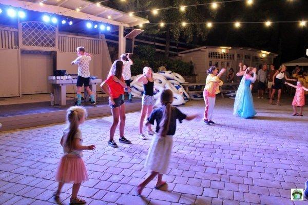 Animazione bambini Vallicella Glamping Resort