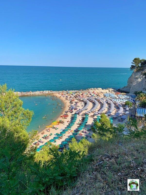Spiaggia Urbani Riviera Conero