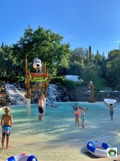 piscine Vallicella Glamping Resort