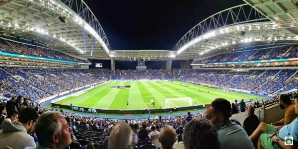 Estadio do Dragao Porto