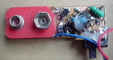 用廢手機鋰電和34063製作的數字錶電源 | 研發互助社區