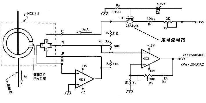 霍爾感測器應用電路 | 研發互助社區