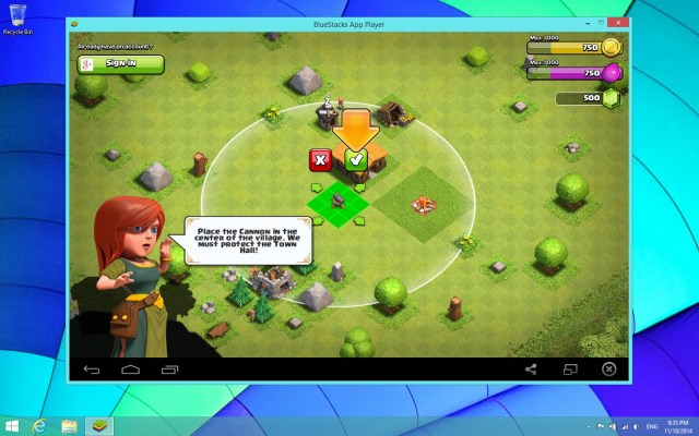 Clash of Clans for Windows Computer