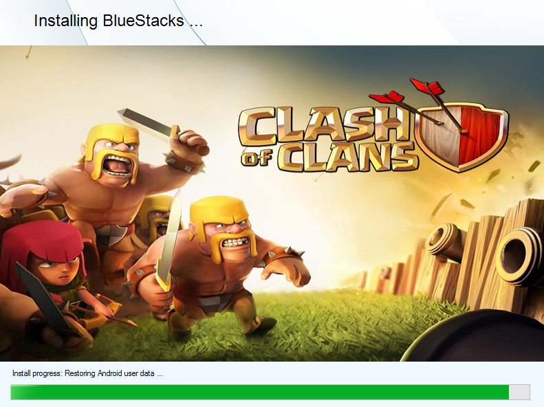 clash of clans free download pc bluestacks