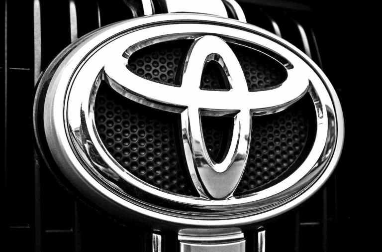 El logo de Toyota oficial 2020