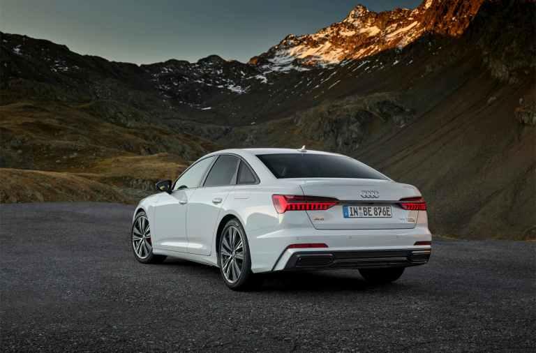 a la venta el nuevo Audi A6 55 TFSI E quattro