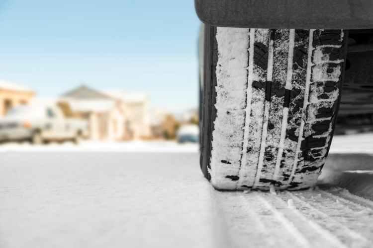 los neumaticos de invierno mejoran tu conduccion sobre nieve