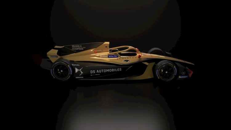 Ds Techeetah, desvela su nueva monoplaza para la Fórmula E