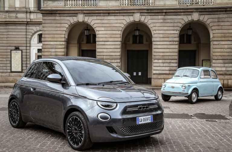 Nace el nuevo 500, el primer coche FCA completamente eléctrico
