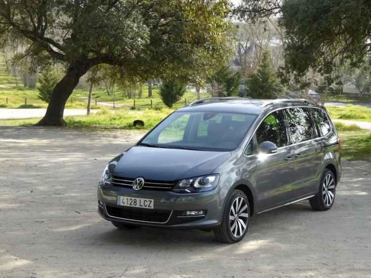 Volkswagen celebra el millonésimo ejemplar del nuevo Sharan