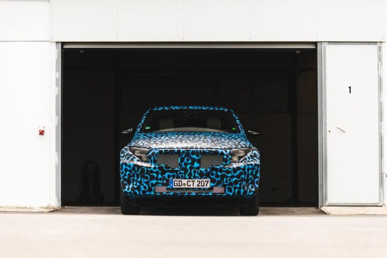 Mercedes-Benz EQC suv eléctrico