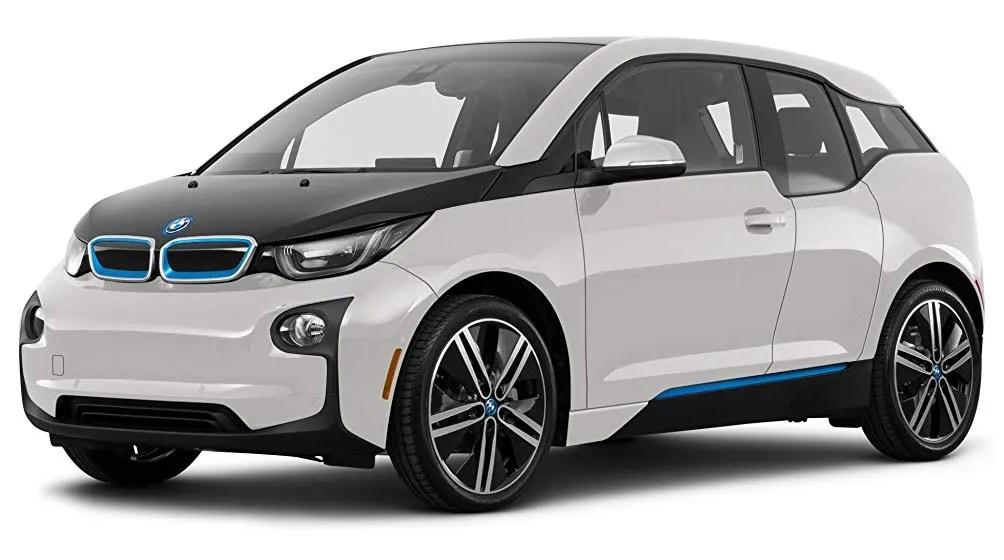 Bmw i3 coche eléctrico