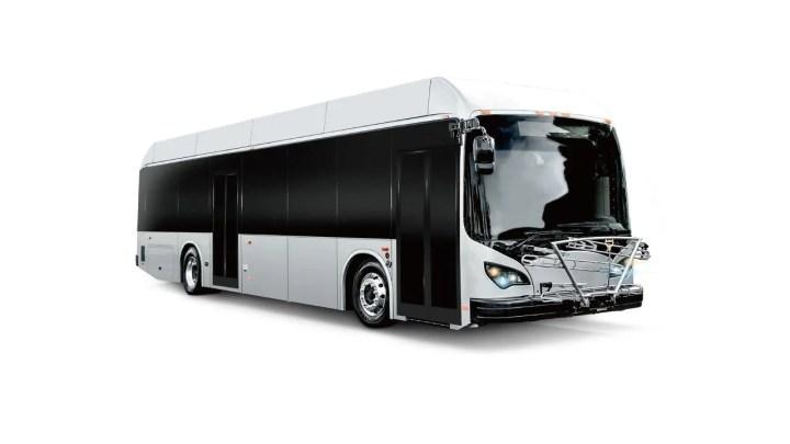 BYD recibe un pedido de autobús eléctrico de la Comisión de Tránsito de Toronto (TTC)