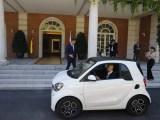 Revilla cambia el taxi por el coche eléctrico