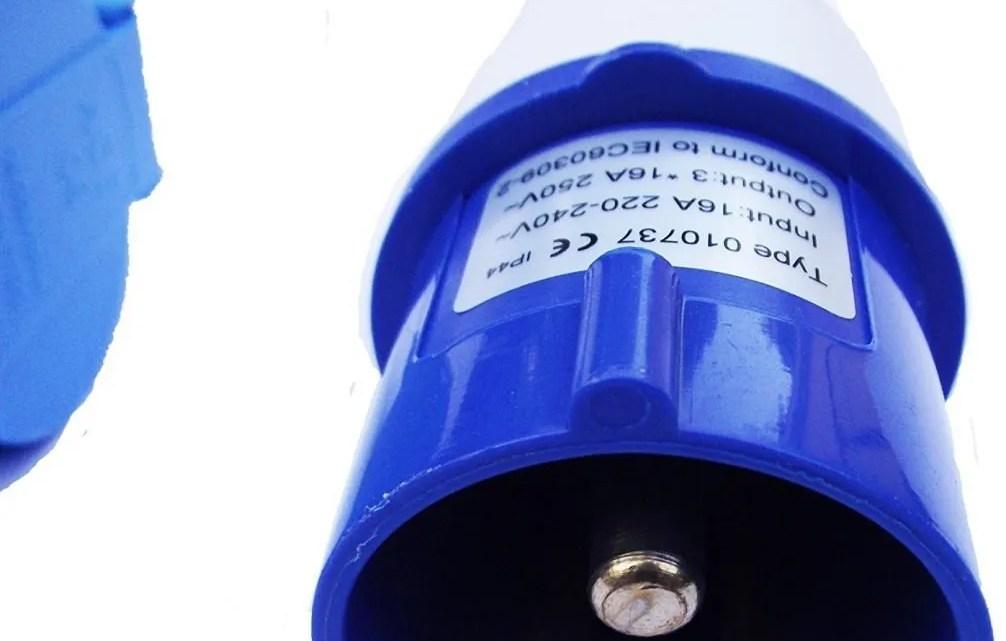 ⚡ Guía de cables para coches eléctricos: conector Cetac ✅