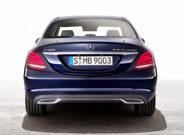 Mercedes benz clase C 300