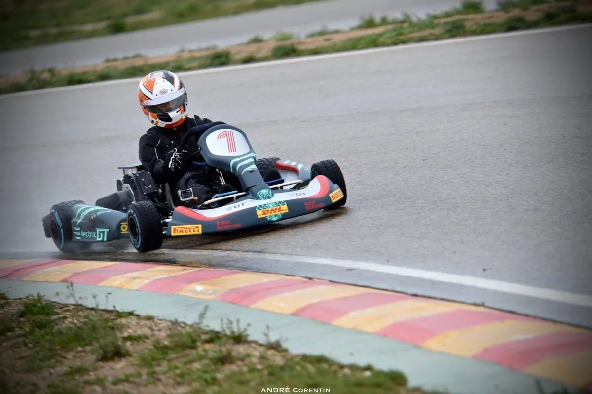 kart electric gt