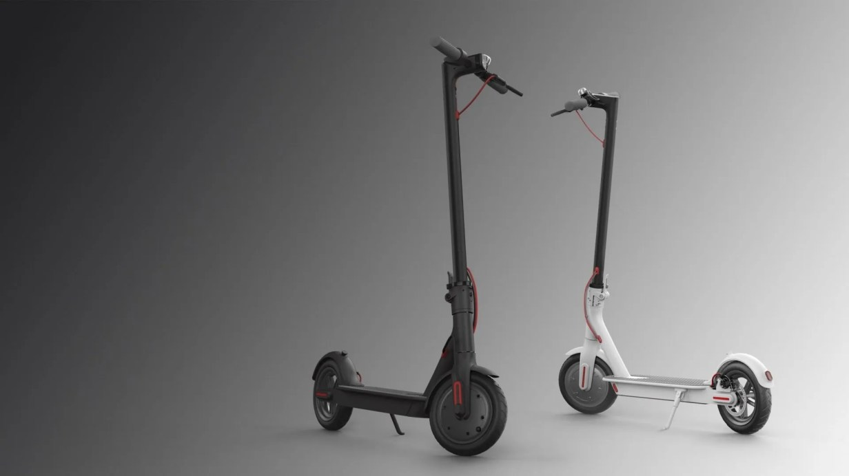 patinetes xiaomi mi scooter