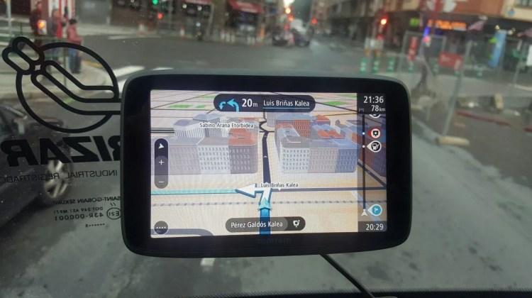 GPS para autobús de 2020