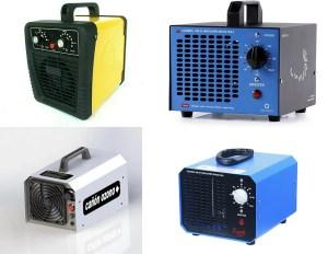 generadores ozono