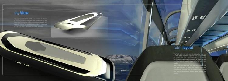 Interciti Luxury Bus: el autobús del futuro