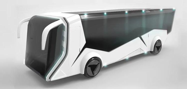 Coach Bus: el autobús del futuro