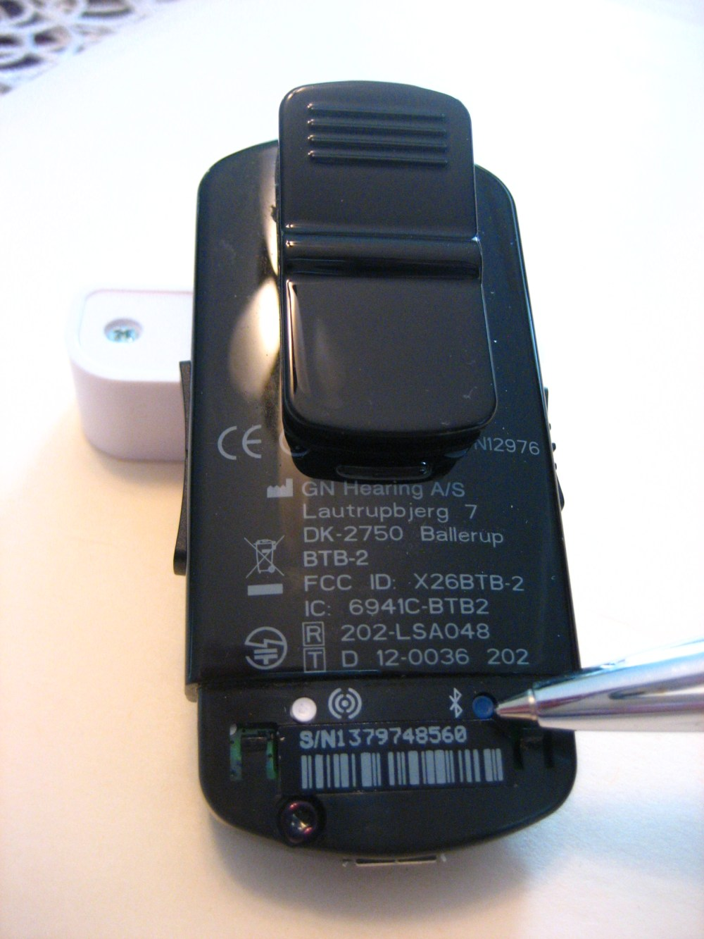 medium resolution of bluetooth pairing the phone clip