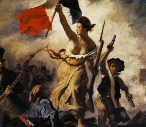 Eugène_Delacroix_-_Liberty_Leading_the_People_28th_July_1830_-_WGA6177 - Version 2