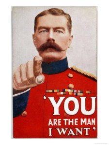 Kitchener-Poster-Recruitment-Poster-Featuring-Kitchener-You-are-the-Man-I-Want