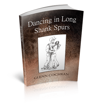 Dancing in Long Shank Spurs Book Image