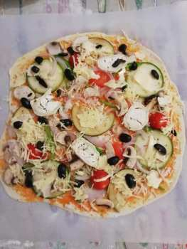 Cómo hacer una masa de pizza crujiente i deliciosa (1)