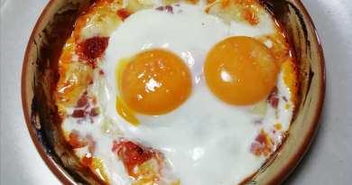 El truco para que los huevos al plato les puedas mojar pan……