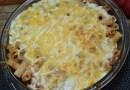 Receta de macarrones al horno gratinados