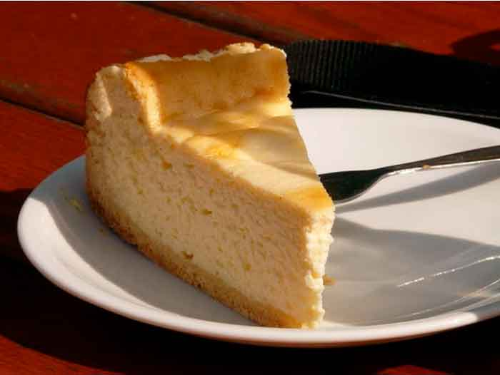 Receta de Tarta de Queso sencilla y fcil