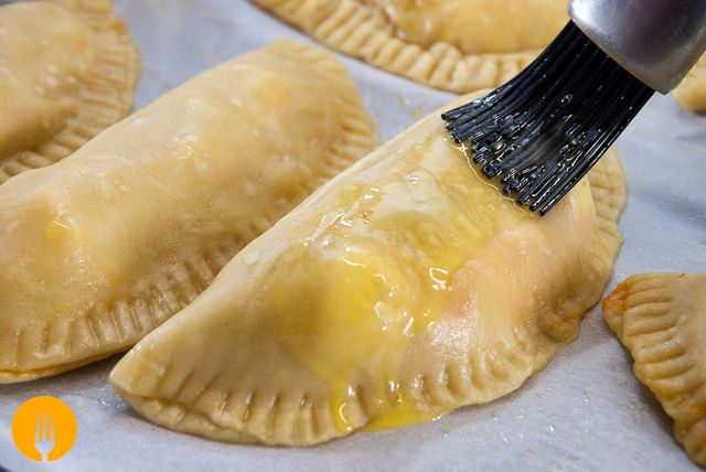 Masa para empanadillas u obleas caseras  Recetas de