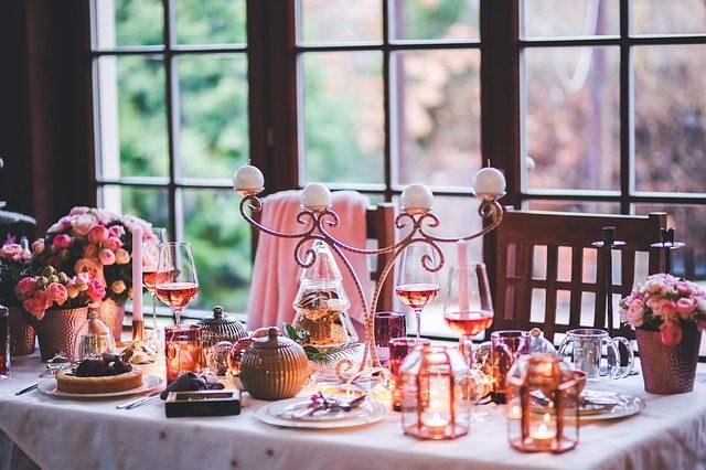 Ideas para Decorar la Mesa en Navidad  Recetas de Cocina