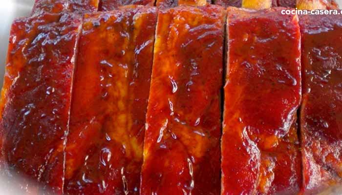 Adobo para costillas  Recetas de Cocina Casera fciles y