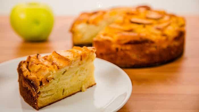 Cocina Casera Tarta De Manzana