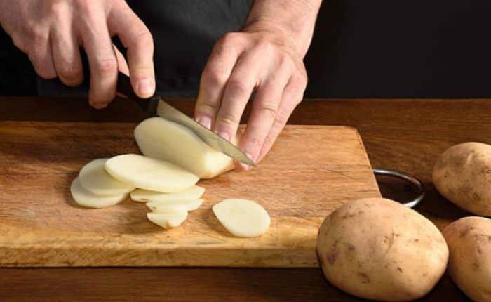 Receta de tortilla paisana vasca al estilo casero