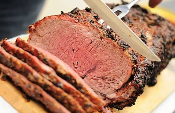 Rosbif o Roast beef al estilo tradicional fcil de preparar