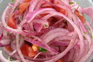 Salsa criolla Definicion