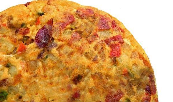 Receta de la tortilla del Sacromonte tpica de Granada