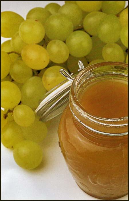 arrope de uvas