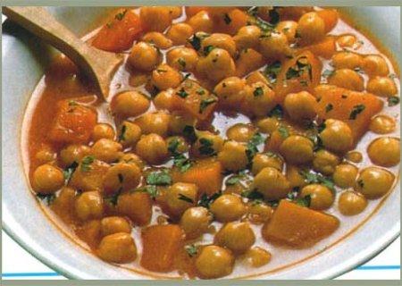 gazpacho con calabaza